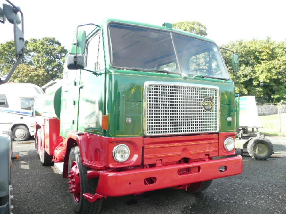 Volvo F88 for Sale - Patterson Horse Boxes