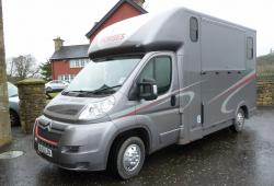 Citroen Relay<br>Cooke Countryman