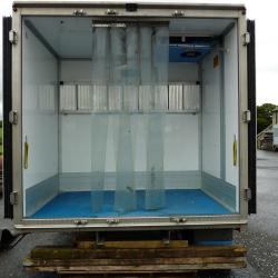 Fridge/tautliner 20ft